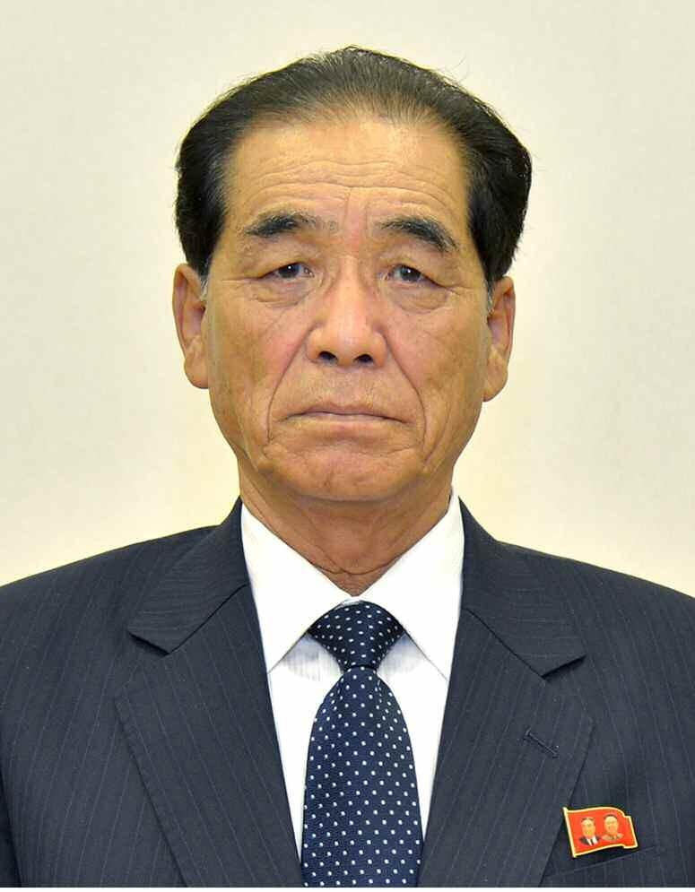 Член Политбюро товарищ Пак Бон Чжу