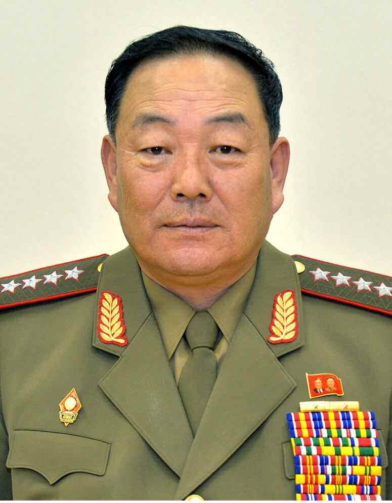 Кандидат в члены Политбюро товарищ Хён Ён Чхоль