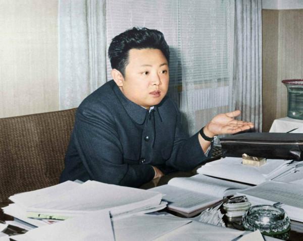 Великий Руководитель товарищ Ким Чен Ир руководит совещанием секретарей по пропаганде провинциальных парторганизаций, февраль 1974 года
