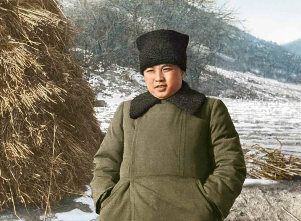 5. Великий Вождь товарищ Ким Ир Сен вынашивает замысел начала поворота на всех фронтах, ноябрь 1950 года