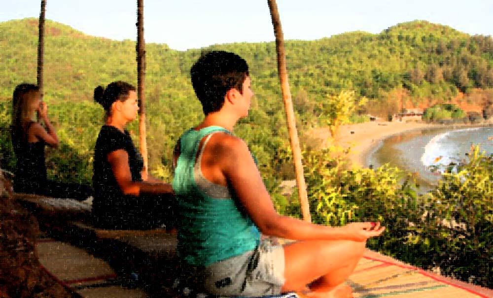 Йога-осень в Таиланде 2012