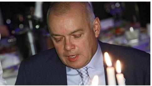 Дмитрий киселёв был член кпсс