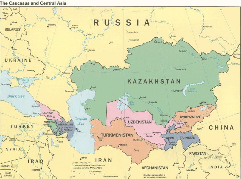 карта основная