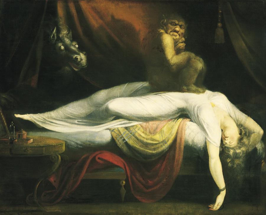 Сон разума-красавица и чудовище