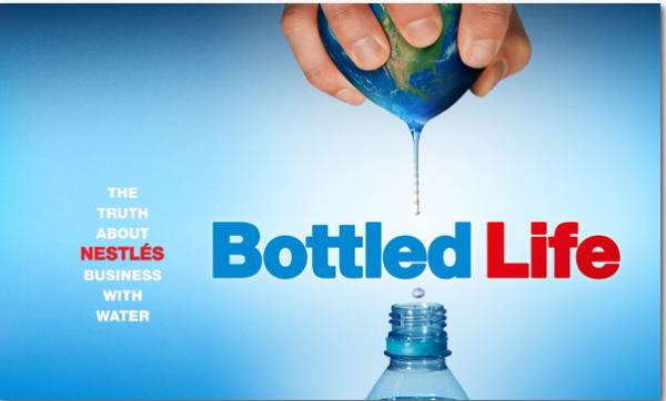 Ресурс запасов пресной воды может перейти во владения компании Nestle