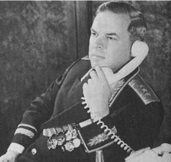 Смещение троцкиста Хрущева