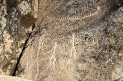 Тур Хейердал-Гобустан-тростниковые лодки=фрески
