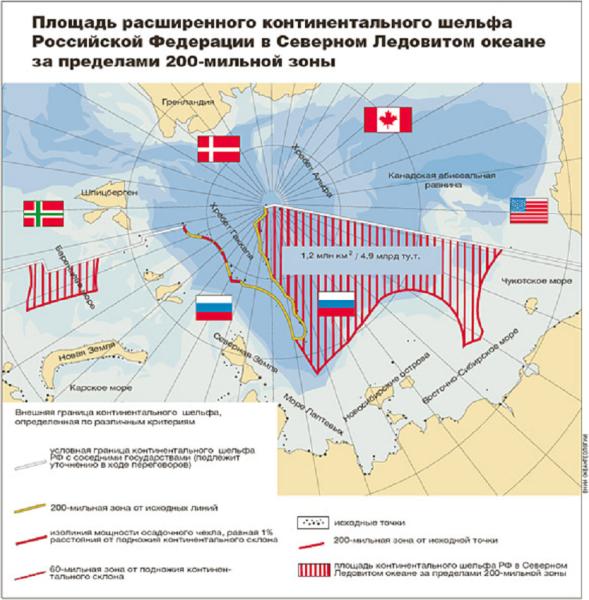 ООН признала новые границы России