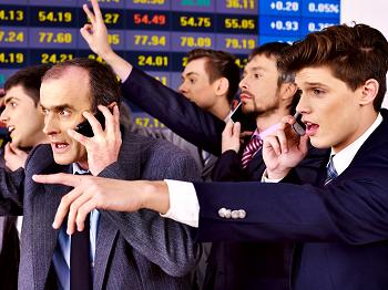 Валютные торги-спекулянты