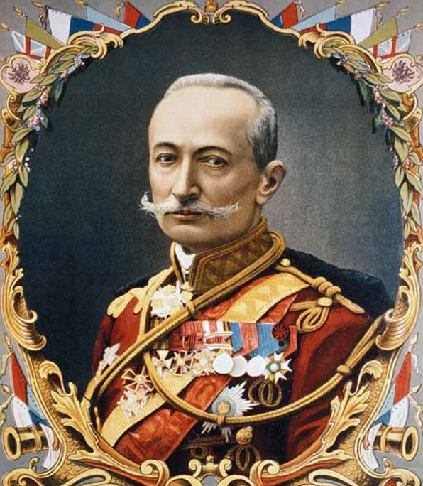 Генерал Алексей Брусилов (1853—1926)