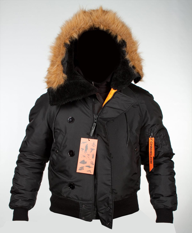 N 3b Chameleon Куртки зимн�...