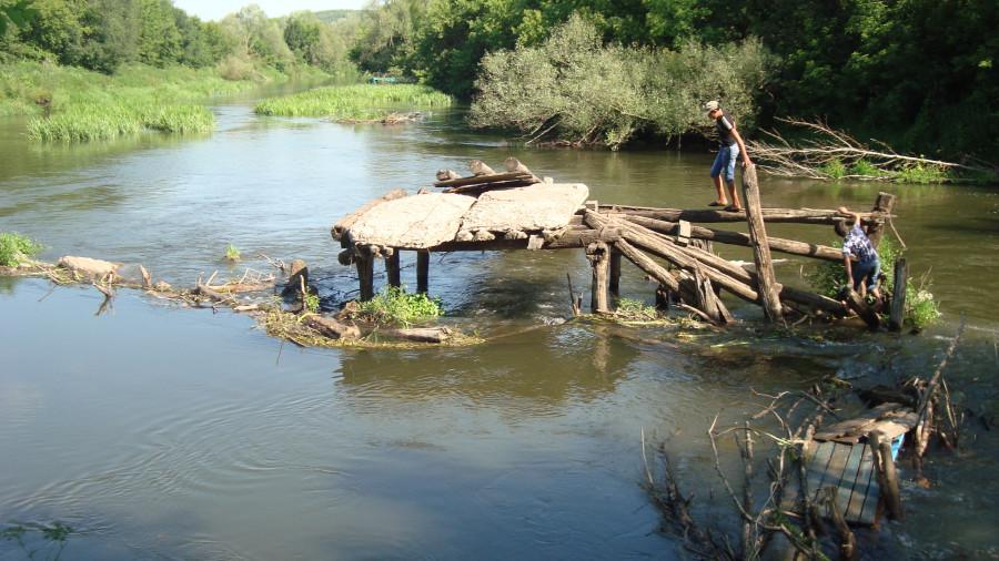 мост 13