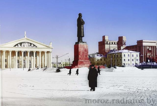 памятник Иосифу Джугашвили