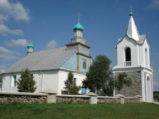 Вселюб. Церковь св. Михаила(1848г.)
