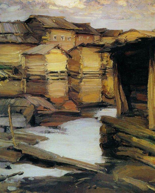 архипов северная деревня