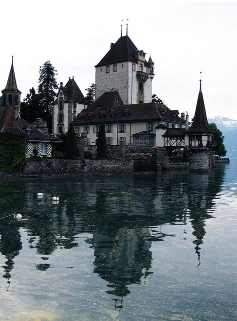 замок Оберхофен - обзор от Marco Mobili