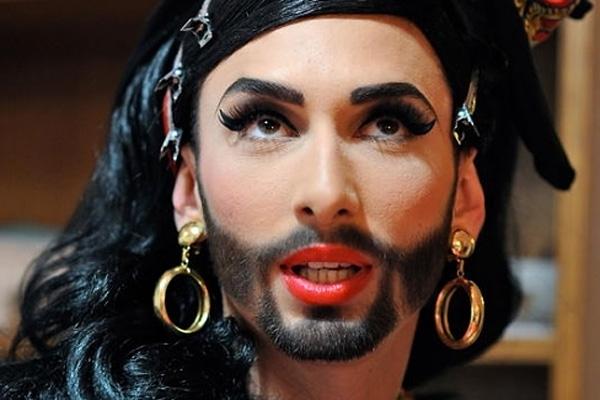 разнообразие культур женщина с бородой