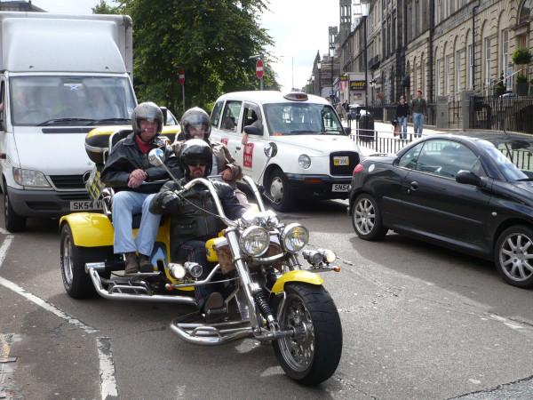 Три богатыря (Эдинбург, 2008)