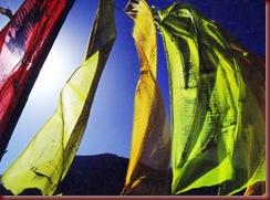 Нисхождение Будды с неба Тушита на Землю (Праздник огней)