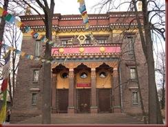 Буддийский храм, мечеть и православные храмы мирно уживаются в Приморском районе и являются его украшением и...