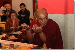 обучающий ретрит по практике божества Ваджрабхайравы (Ямантаки).