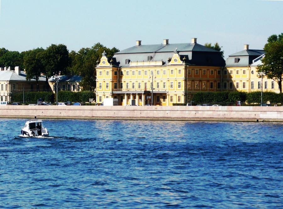 Дворец Меншикова