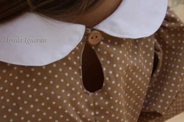 платье горох5