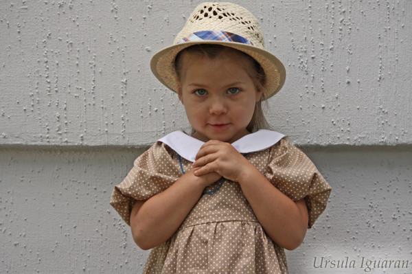 горох платье 2