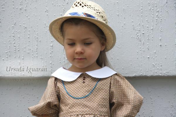 горох платье 3