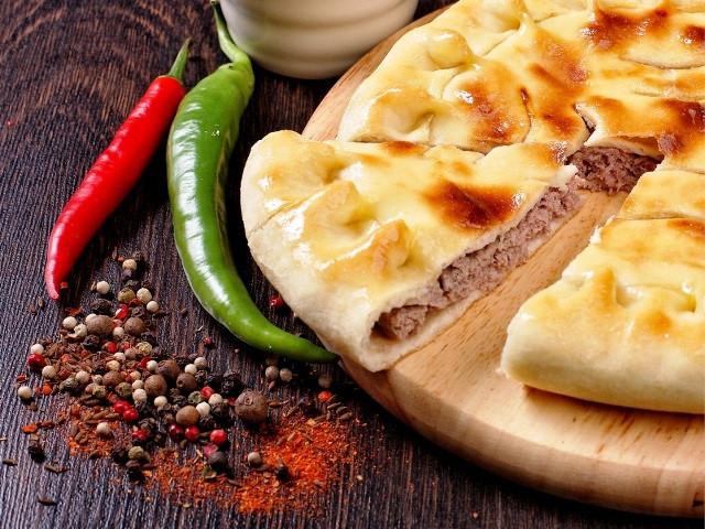 Осетинские пироги с мясом с картошкой рецепт