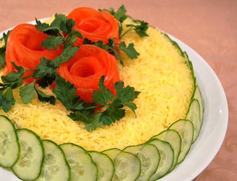 салат день рождения рецепт с фото пошагово невероятно любила