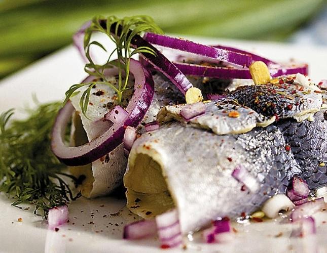 время боевых блюда из сельди соленой фото попробуем