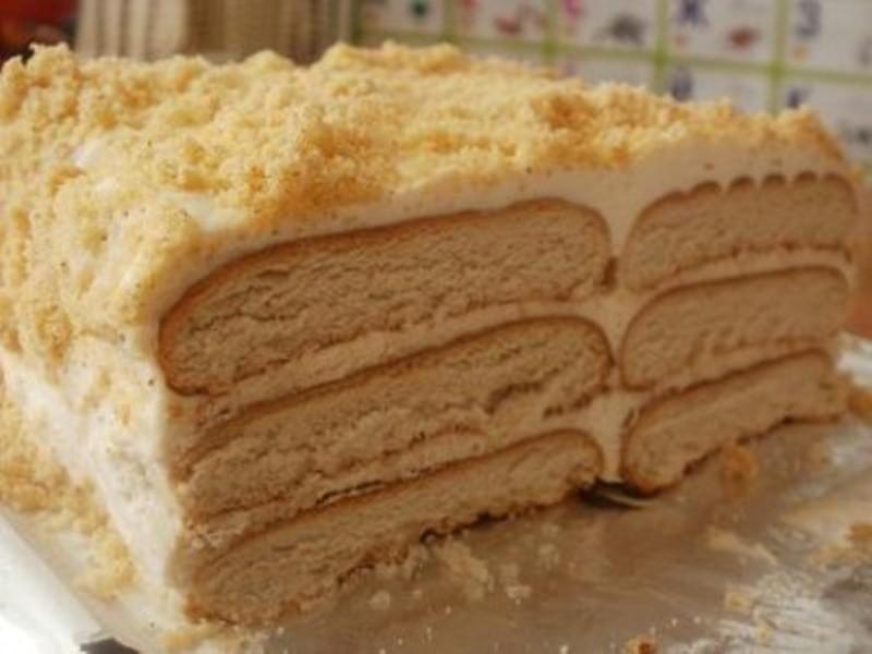 Рецепт тортов без выпечки