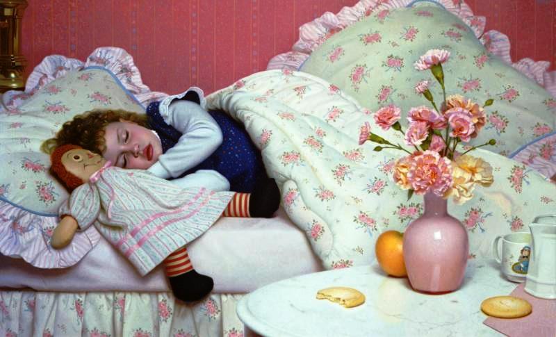 Сон ребёнка Марлин Адамс