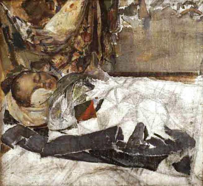 Спящие дети Александр Иванович Савинов