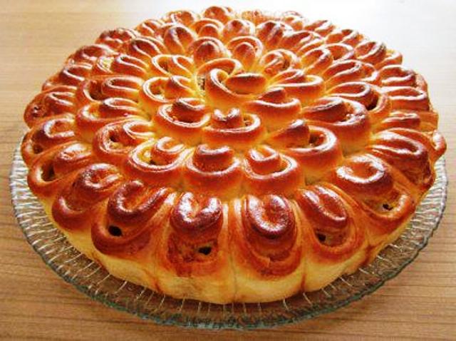Пироги закрытые рецепты с