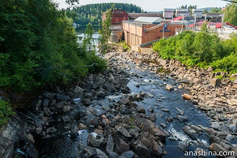 Ляскеля ГЭС
