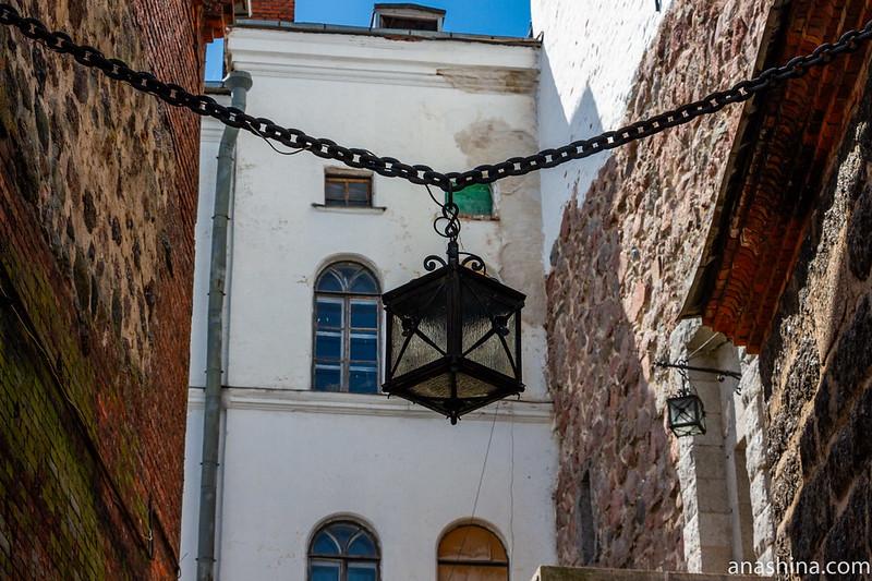 В Выборгском замке