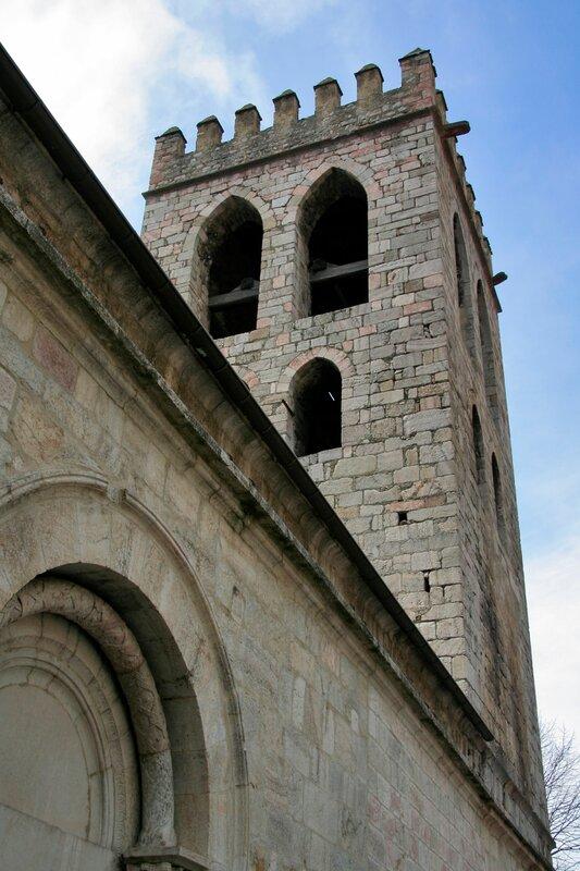 Колокольня церкви Святого Якоба