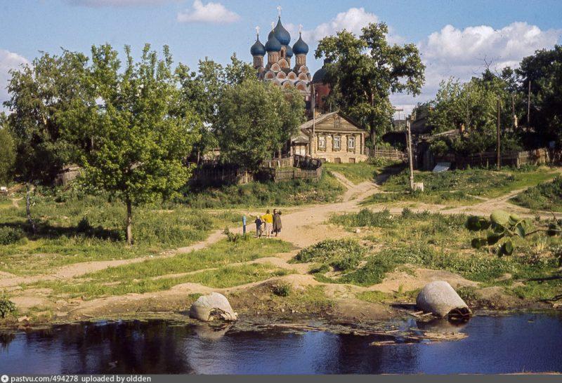 Село Алексеевское