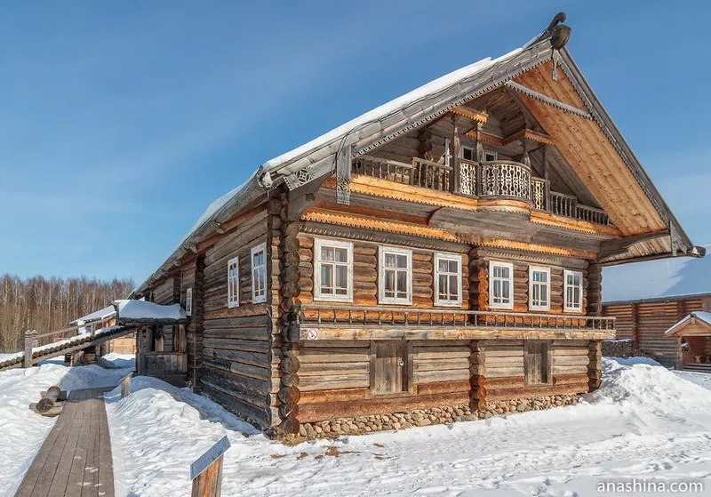 Дом В.В.Храпова