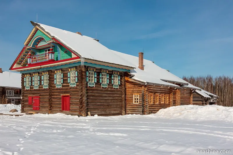Дом В.Н.Копылова