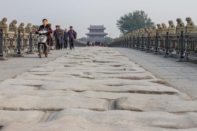 Мост Марко Поло (Лугоу) и крепость Ваньпин в Пекине