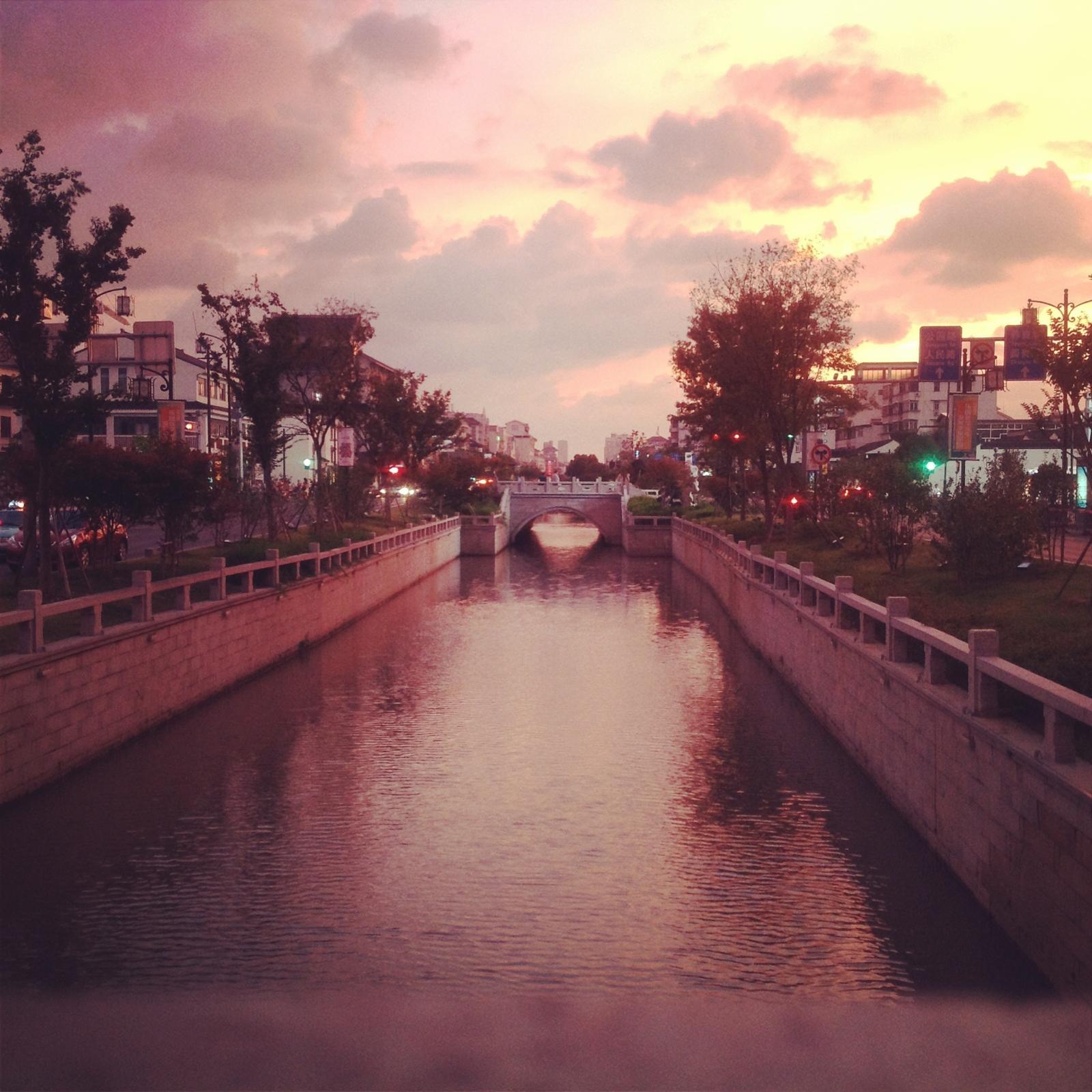 На небесах есть рай, на земле есть Сучжоу и Ханчжоу  2