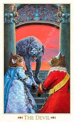 Богемские коты_Дьявол