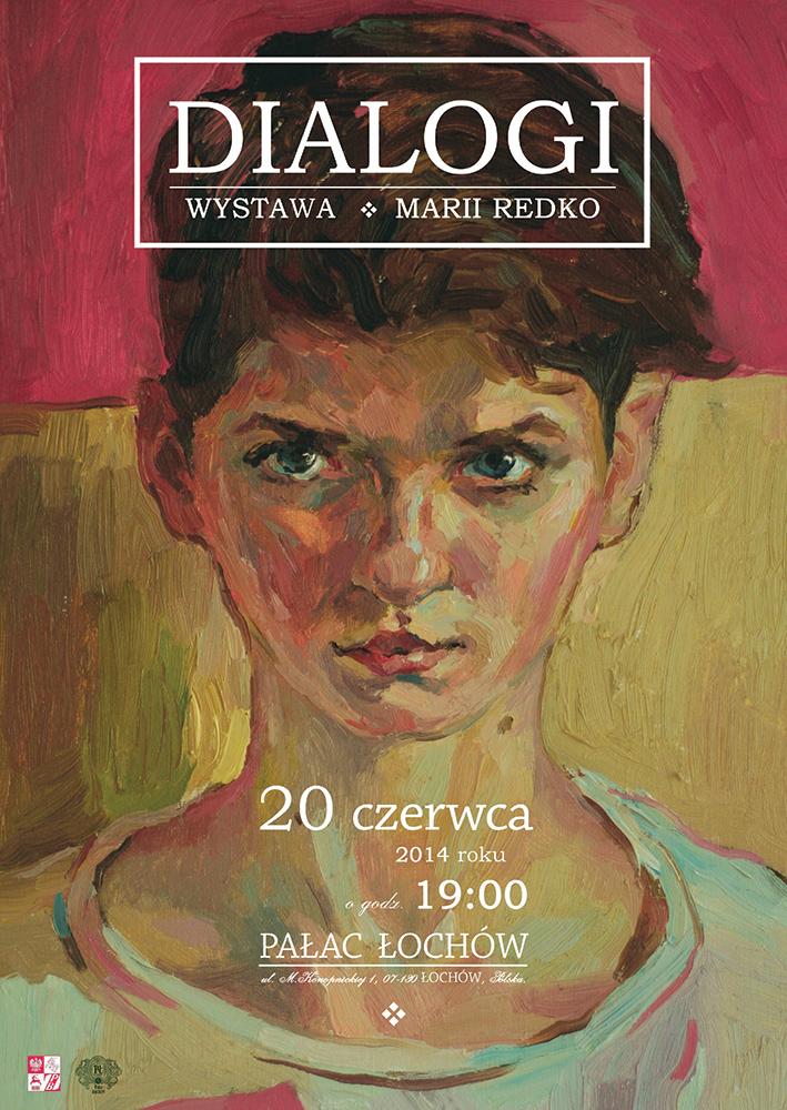 Wystawa Marii Redko poster_small