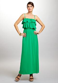 Зеленое платье 29.99