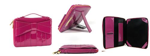 Z Spoke Zac Posen Women's Shirley Bow iPad Case 4