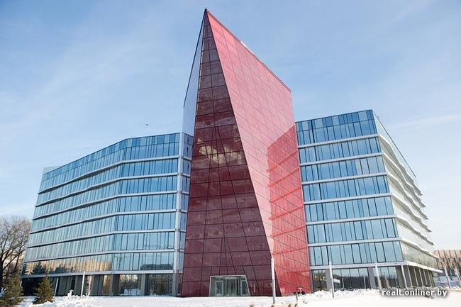 Здание БКК