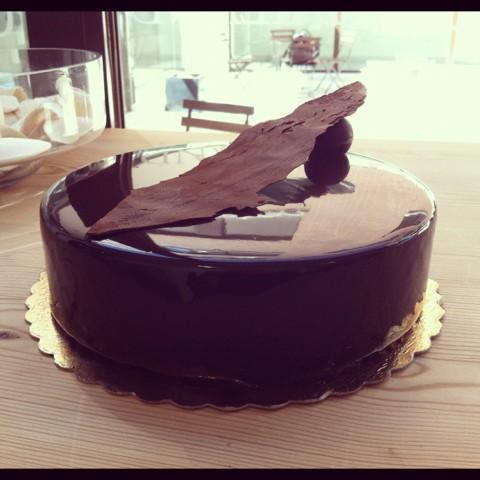 как перевести на торт картинку